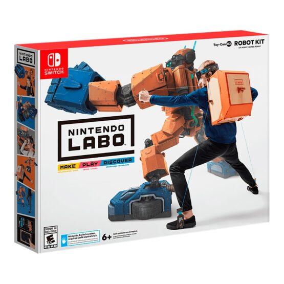 Kit Toy-Con Robot Nintendo Labo 1