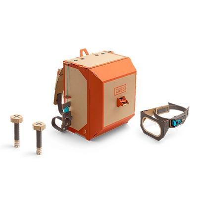 Kit Toy-Con Robot Nintendo Labo 4