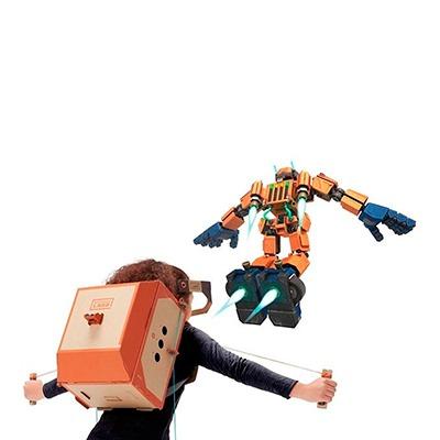 Kit Toy-Con Robot Nintendo Labo 5