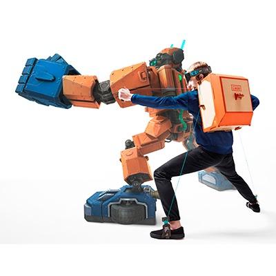 Kit Toy-Con Robot Nintendo Labo 7