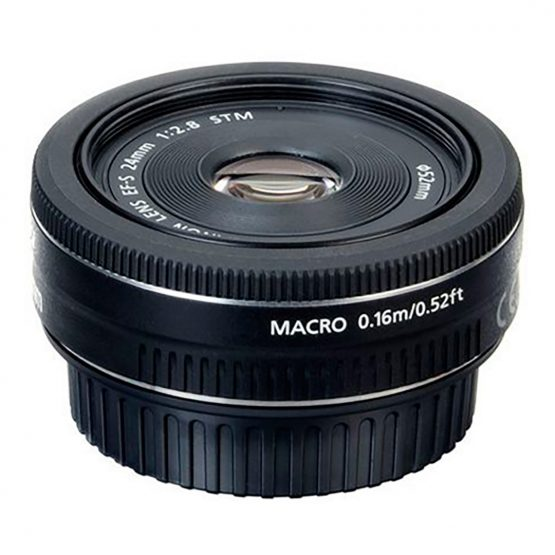 Lente Canon EF-S 24MM F/2.8 STM 1