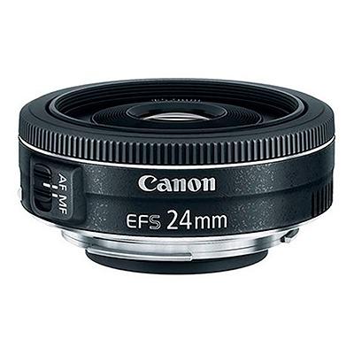 Lente Canon EF-S 24MM F/2.8 STM 3