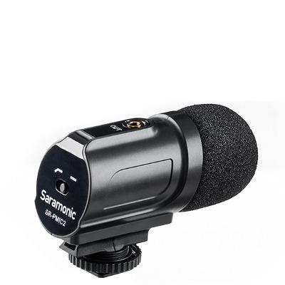 Microfono Saramonic SR-PMIC2 3