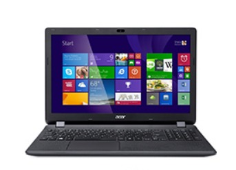 "Notebook Acer Aspire ES1-512-C88M/ 15.6""/ IC N2840/ 4Gb/ 500Gb/ REF 2"