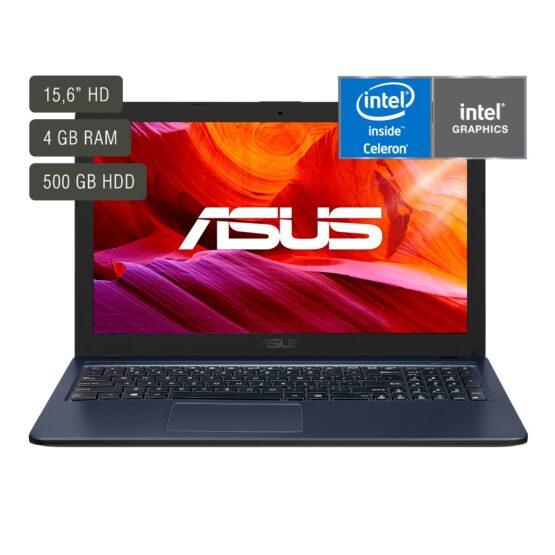 Notebook Asus X543NA-GQ304T/ 15.6''/ N3350/ 4Gb/ 500Gb 1