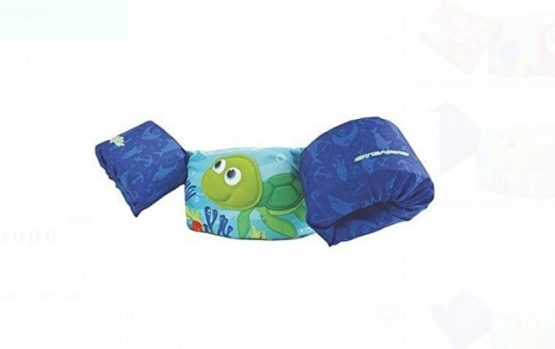 Salvavida para Niños Puddle Jumper 3D Tortuga 1