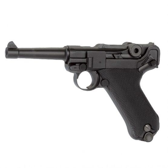Pistola KWC Luger P08 4.5MM Blowback 1