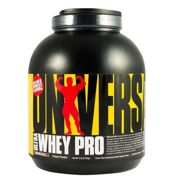Proteina Universal Ultra Whey Pro 5lb 1