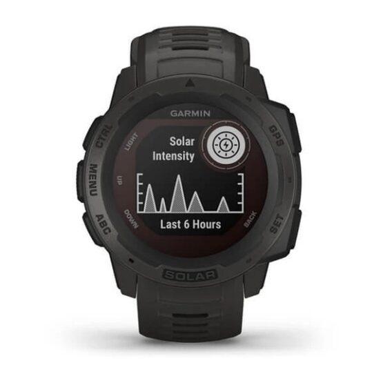 Reloj Garmin Instinct Solar con Gps 2