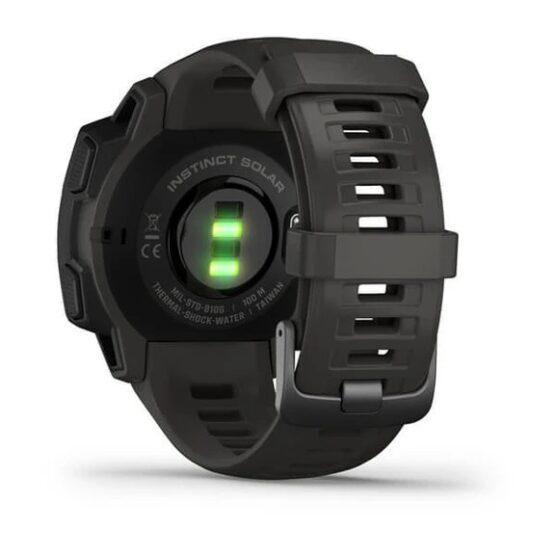 Reloj Garmin Instinct Solar con Gps 3