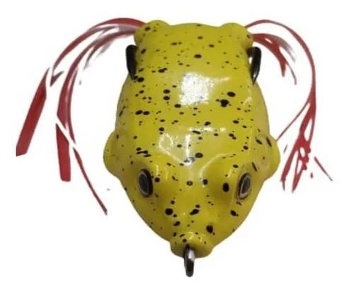 Set de 2 Señuelos Okuma Rana Frog (FG06) 7.5cm 19.6gr color 45 4