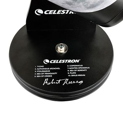 Telescopio Celestron Firstcope Signature Series Moon By Roberts Reeves 2