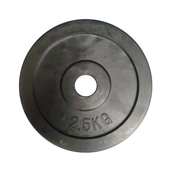 Pesa Disco Revestido De Goma 2,5 - 15 KG hasta 1
