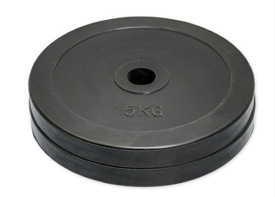 Pesa Disco Revestido De Goma 2,5 - 15 KG hasta 4
