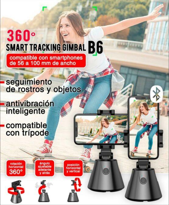 360° Smart Tracking Gimbal B6 7