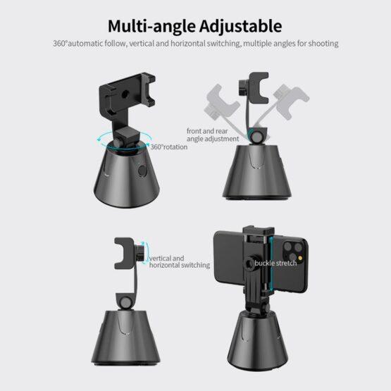 360° Smart Tracking Gimbal B6 6