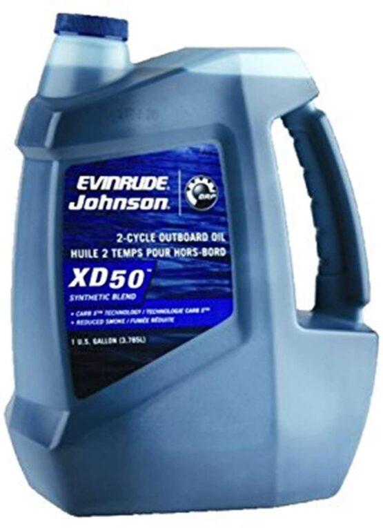 Aceite Evinrude XD50 3.75 lts 2 Tiempos 1