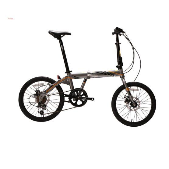 "Bicicleta Java de Ciudad Plegable TT 20"" 1"