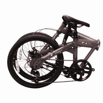 "Bicicleta Java de Ciudad Plegable TT 20"" 2"