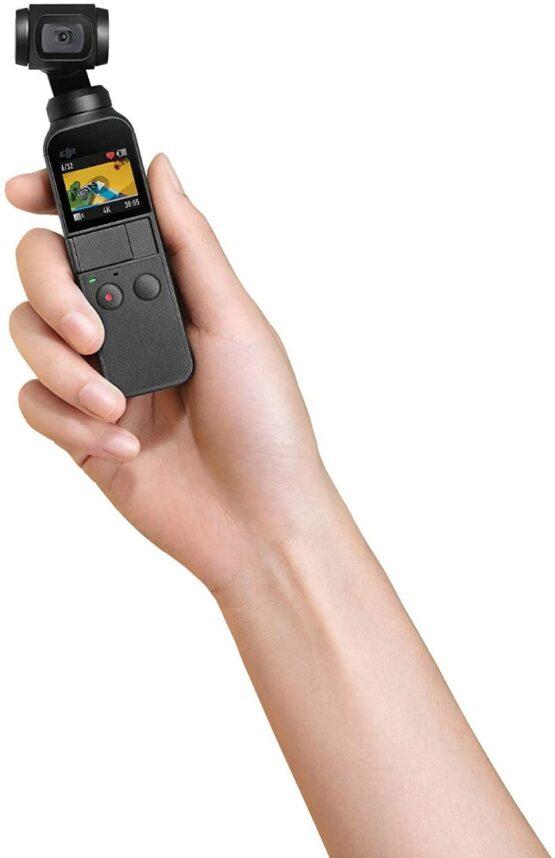 Camara/Estabilizador DJI Osmo Pocket 4