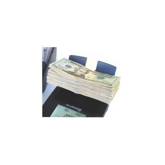 Contador/Balanza de Monedas y Billetes Accubanker MSYS10 4