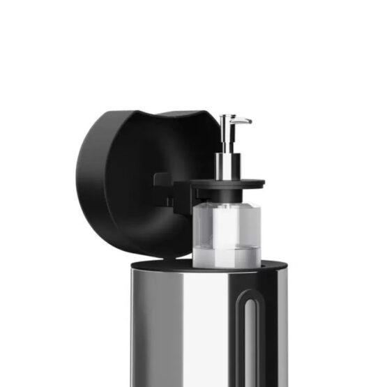 Dispensador de Alcohol Gel c/Pie Brinox D17/H98CM 2