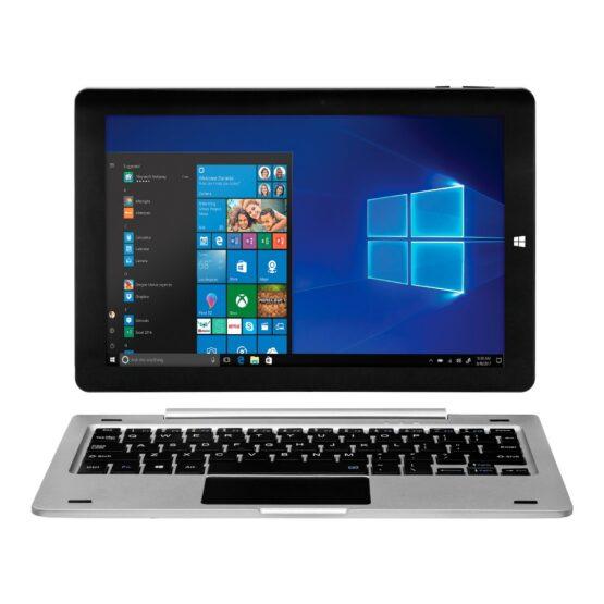 "Evoo 2 en 1 Tablet/Notebook EV-T2IN1-101-2-SL/ 10.1""/ N4000/ 4Gb/ 32Gb/ REFAA 1"