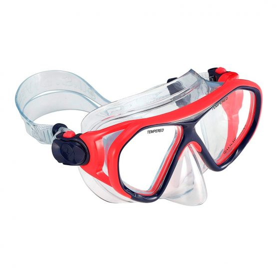 Kit para Agua Us Divers Niño 6+ Dorado II Mascara+Snorkel+Aletas+Bolso 4