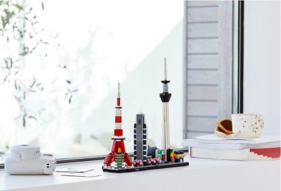 LEGO Architecture Skyline Tokio 2