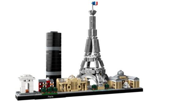 Lego Architecture Skyline Paris 1