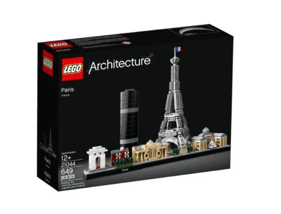 Lego Architecture Skyline Paris 5