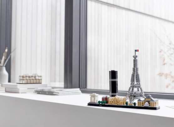 Lego Architecture Skyline Paris 3