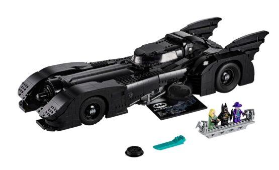 Lego DC Batman 1989 Batmobile 1