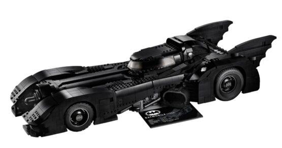 Lego DC Batman 1989 Batmobile 2