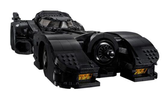 Lego DC Batman 1989 Batmobile 3
