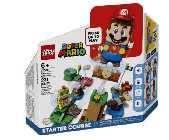 Lego Super Mario Aventuras con Mario Curso de Iniciacion 2