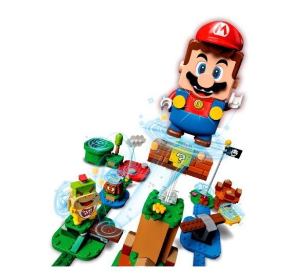 Lego Super Mario Aventuras con Mario Curso de Iniciacion 3