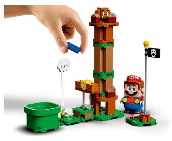 Lego Super Mario Aventuras con Mario Curso de Iniciacion 4