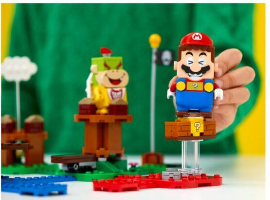 Lego Super Mario Aventuras con Mario Curso de Iniciacion 6