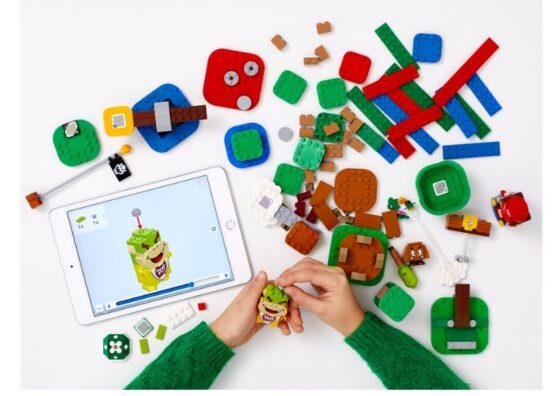 Lego Super Mario Aventuras con Mario Curso de Iniciacion 7