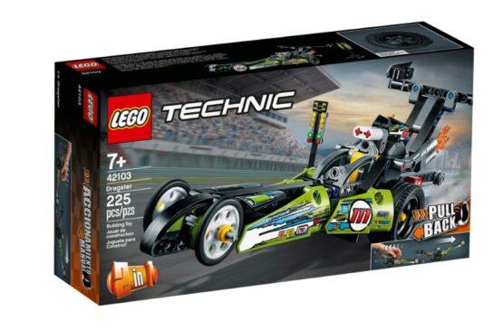Lego Technic Dragster 2 en 1 3