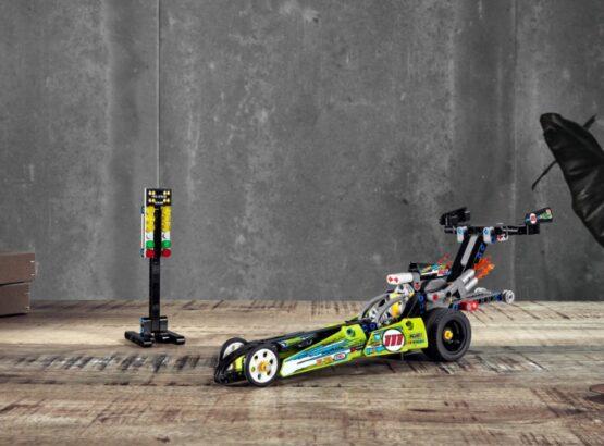 Lego Technic Dragster 2 en 1 6