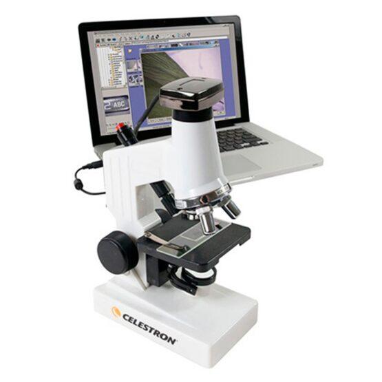 Microscopio Digital Celestron Kit 44320 3