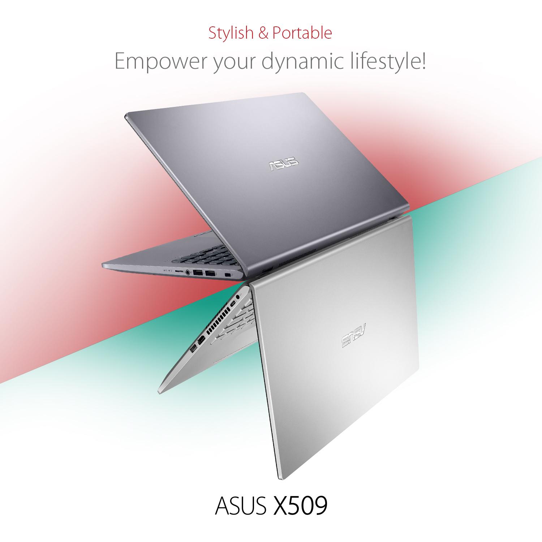 """Notebook Asus X509JA-BR190T 15.6"""" / 8GB / 1 TB 5"""