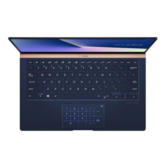 Notebook Asus Zenbook 14 UX433FAC-A5154T/ 14''/I5/ 8Gb/ 512Gb 4