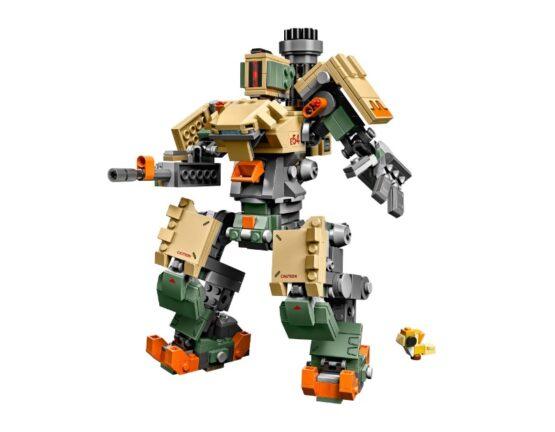 Overmatch Bastion Lego 1