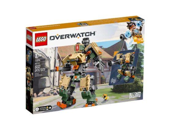 Overmatch Bastion Lego 2