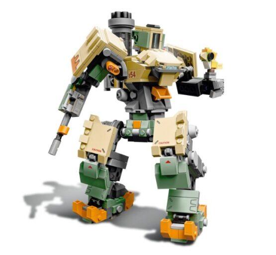 Overmatch Bastion Lego 3