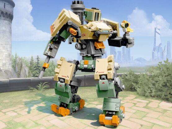 Overmatch Bastion Lego 5