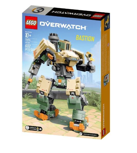 Overmatch Bastion Lego 6